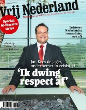 Vrij Nederland 28, iOS, Android & Windows 10 magazine