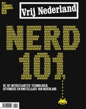 Vrij Nederland 24, iOS, Android & Windows 10 magazine
