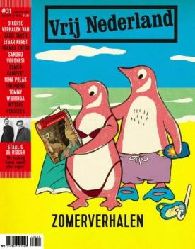 Vrij Nederland 31, iOS, Android & Windows 10 magazine