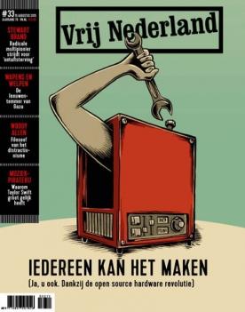 Vrij Nederland 33, iOS & Android  magazine