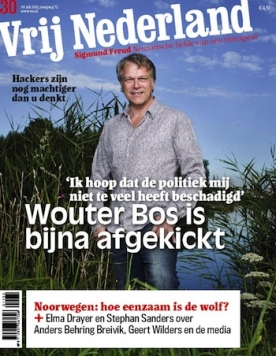 Vrij Nederland 30, iOS, Android & Windows 10 magazine