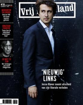 Vrij Nederland 38, iOS & Android  magazine