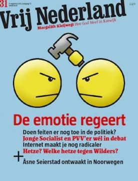 Vrij Nederland 31, iOS & Android  magazine