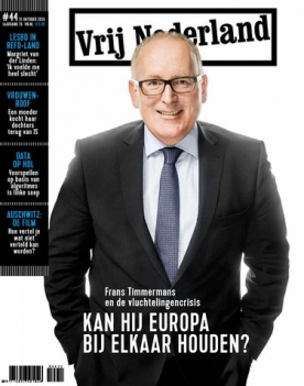 Vrij Nederland 44, iOS, Android & Windows 10 magazine
