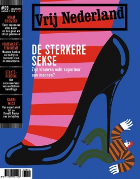Vrij Nederland 9, iOS, Android & Windows 10 magazine