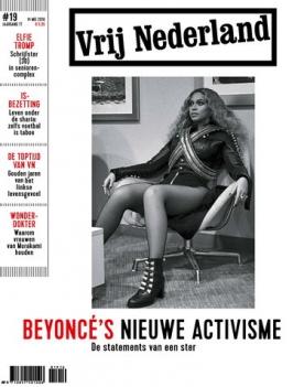 Vrij Nederland 19, iOS & Android  magazine