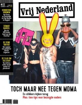 Vrij Nederland 22, iOS & Android  magazine