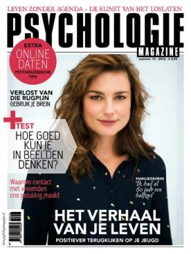 Psychologie Magazine 12, iOS & Android  magazine