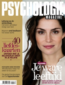 Psychologie Magazine 11, iOS, Android & Windows 10 magazine