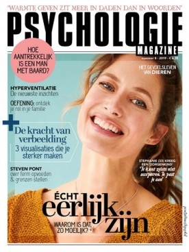 Psychologie Magazine 8, iOS & Android  magazine