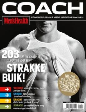Men's Health Coach 1, iOS & Android  magazine