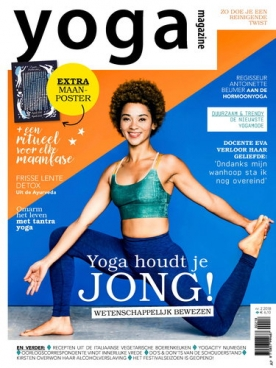 Yoga Magazine 2, iOS & Android  magazine