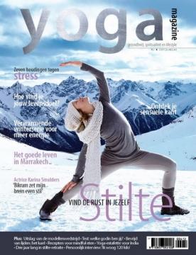 Yoga Magazine 4, iOS magazine