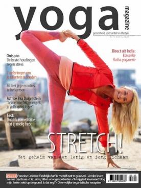 Yoga Magazine 1, iOS & Android  magazine