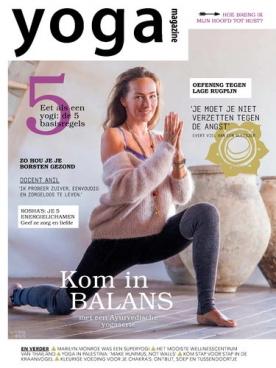 Yoga Magazine 5, iOS & Android  magazine