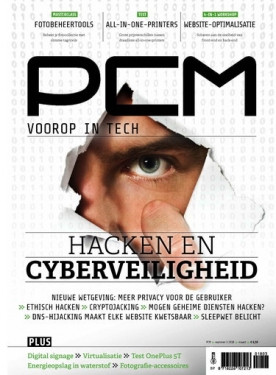 PCM 3, iOS, Android & Windows 10 magazine