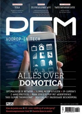 PCM 9, iOS & Android  magazine