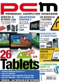 PCM 8, iOS & Android  magazine