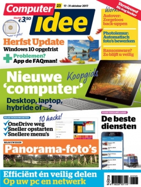 Computer Idee 23, iOS & Android  magazine