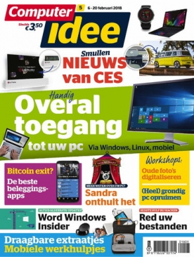 Computer Idee 5, iOS & Android  magazine