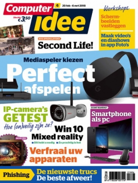 Computer Idee 6, iOS & Android  magazine