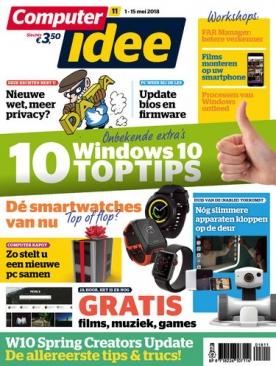 Computer Idee 11, iOS, Android & Windows 10 magazine