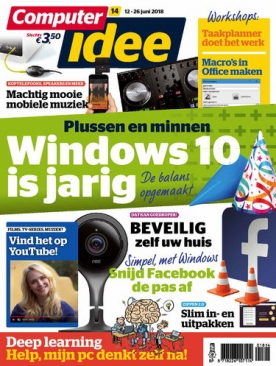 Computer Idee 14, iOS & Android  magazine