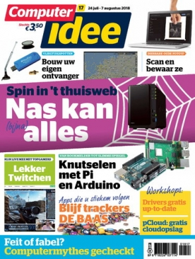 Computer Idee 17, iOS & Android  magazine
