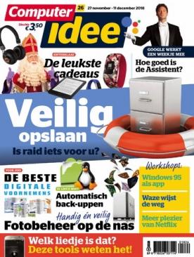 Computer Idee 26, iOS & Android  magazine