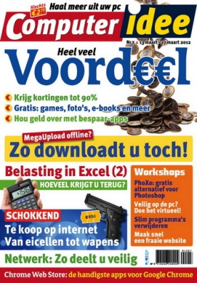 Computer Idee 7, iOS & Android  magazine