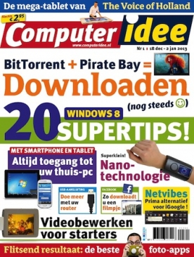 Computer Idee 1, iOS & Android  magazine