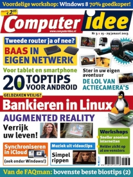 Computer Idee 3, iOS & Android  magazine