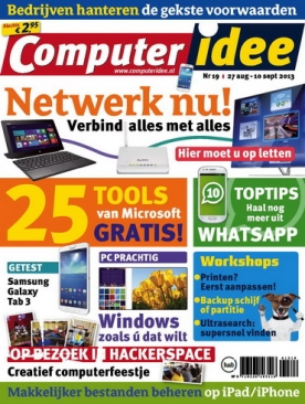 Computer Idee 19, iOS, Android & Windows 10 magazine