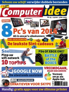 Computer Idee 25, iOS & Android  magazine