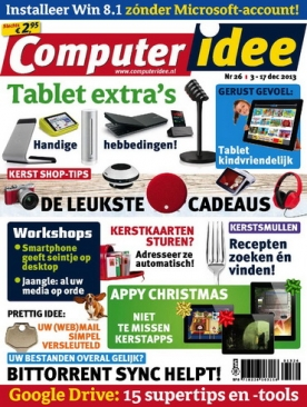 Computer Idee 26, iOS & Android  magazine