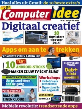 Computer Idee 1, iOS & Android  magazine