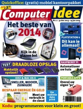 Computer Idee 2, iOS & Android  magazine