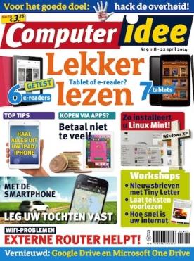 Computer Idee 9, iOS & Android  magazine