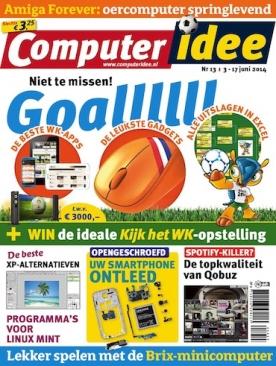 Computer Idee 13, iOS & Android  magazine
