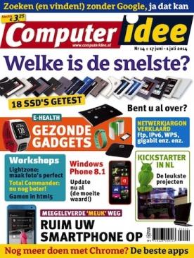 Computer Idee 14, iOS, Android & Windows 10 magazine