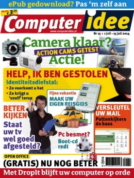 Computer Idee 15, iOS & Android  magazine
