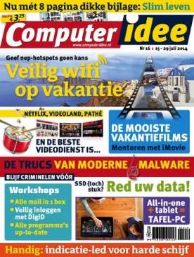 Computer Idee 16, iOS & Android  magazine