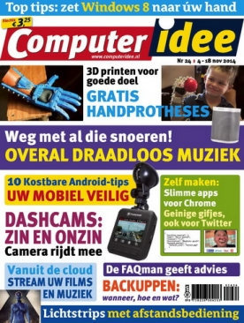 Computer Idee 24, iOS & Android  magazine