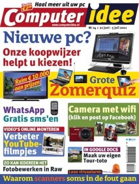 Computer Idee 14, iOS & Android  magazine