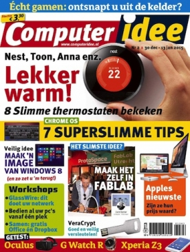 Computer Idee 2, iOS, Android & Windows 10 magazine
