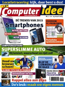 Computer Idee 7, iOS, Android & Windows 10 magazine