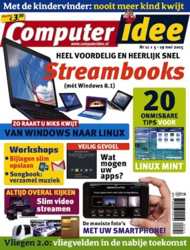 Computer Idee 11, iOS & Android  magazine