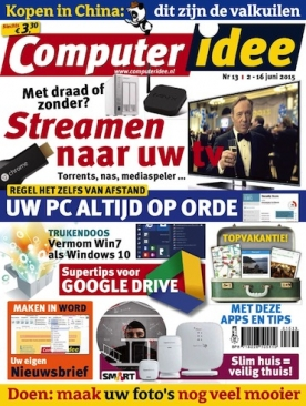 Computer Idee 13, iOS & Android  magazine