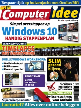 Computer Idee 16, iOS & Android  magazine