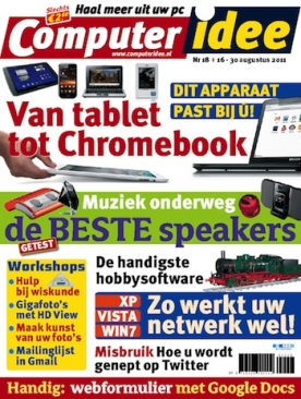 Computer Idee 18, iOS & Android  magazine